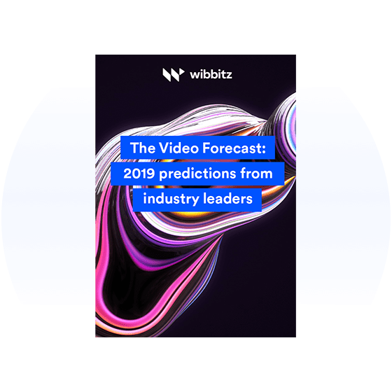 The Video Forecast: 2019 predictions from industry leaders