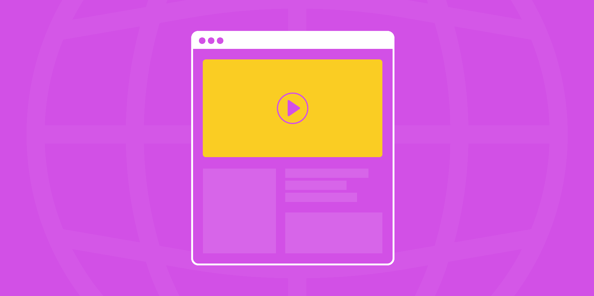 Put video on my website? Learn where to use video marketing on your website